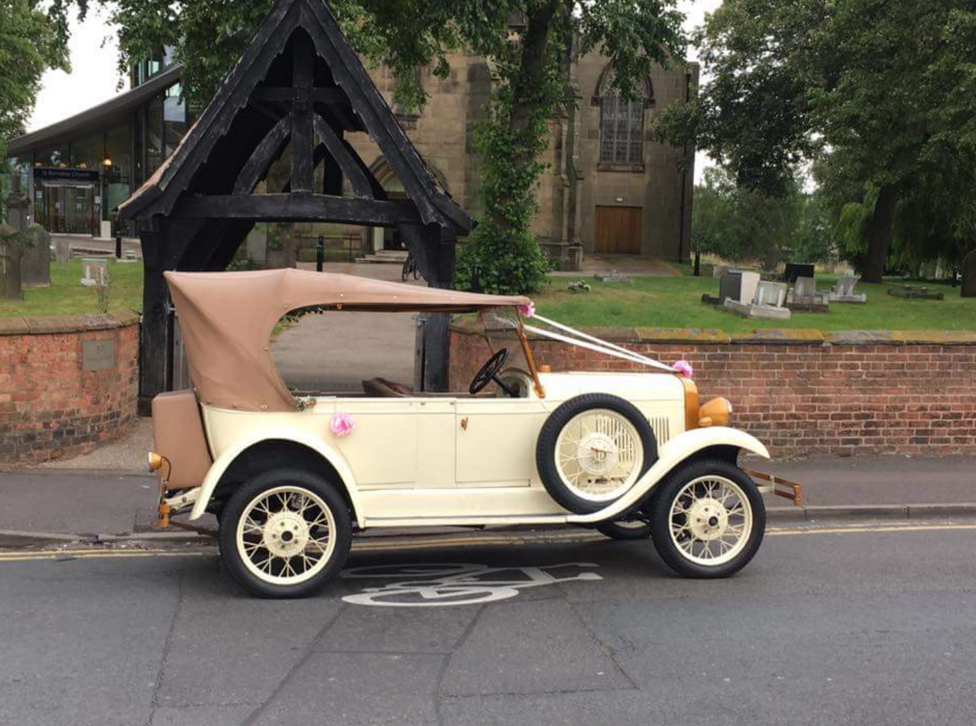 1928 Chevrolet Wedding Car For Sale (picture 5 of 5)