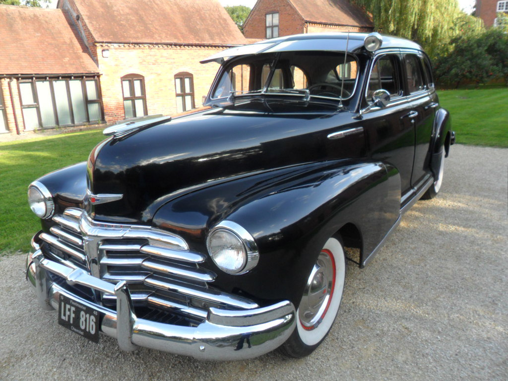chevrolet fleetline 1948 For Sale (picture 1 of 6)