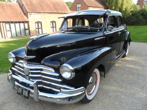 Picture of chevrolet fleetline 1948 SOLD