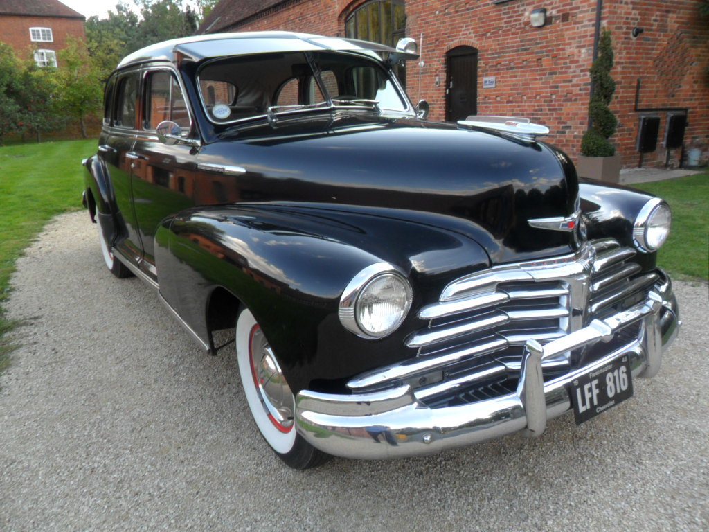 chevrolet fleetline 1948 For Sale (picture 2 of 6)