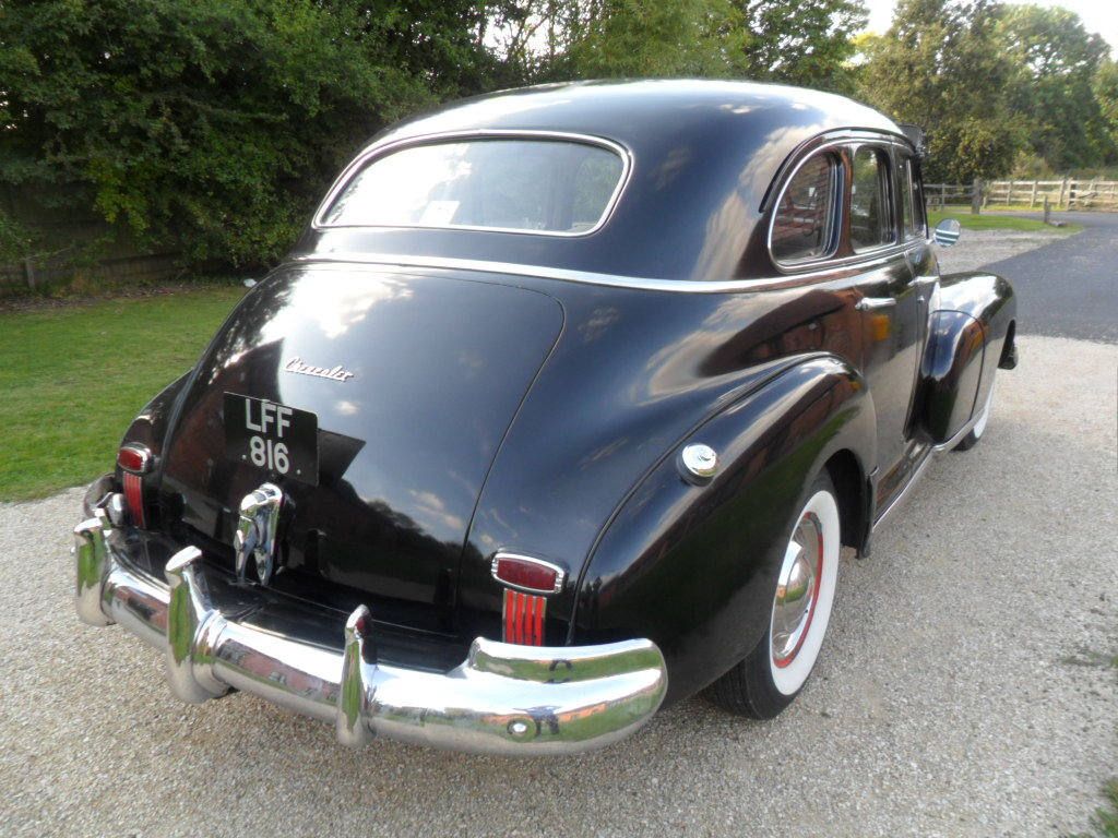 chevrolet fleetline 1948 For Sale (picture 3 of 6)