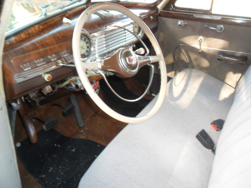 chevrolet fleetline 1948 For Sale (picture 4 of 6)
