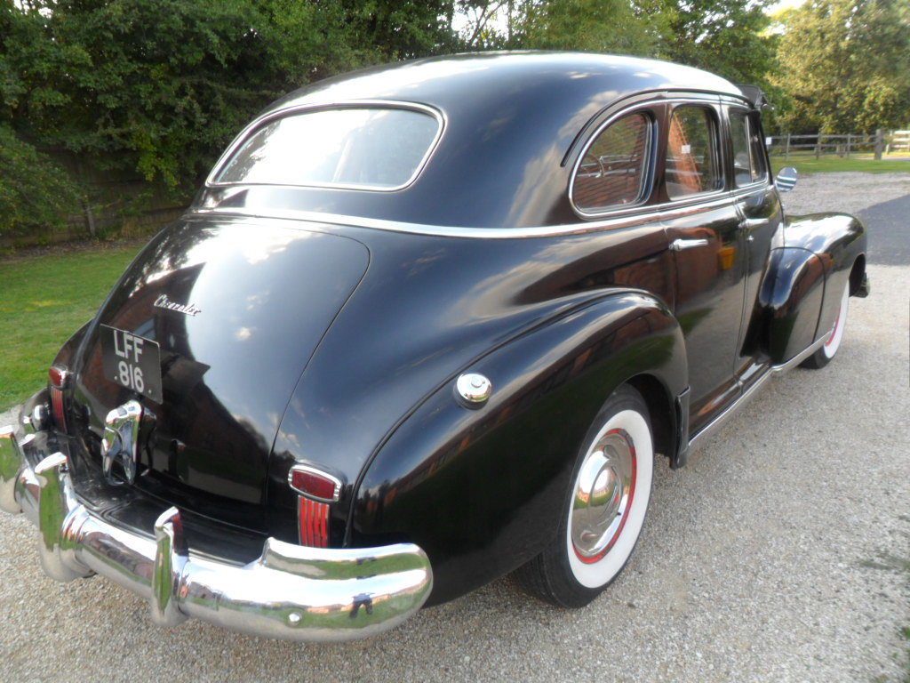 chevrolet fleetline 1948 For Sale (picture 6 of 6)