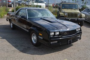 1987 Chevrolet El Camino SS (Watertown, CT) $26,500 obo For Sale