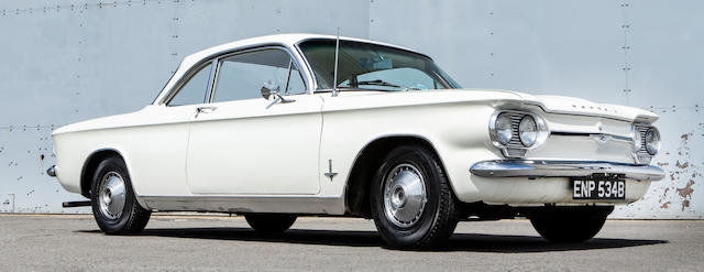 1964 CHEVROLET CORVAIR For Sale by Auction