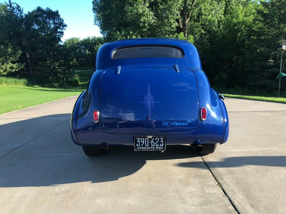 1940 Chevrolet Deluxe (St. Paul, MN) $29,900 obo For Sale (picture 2 of 5)