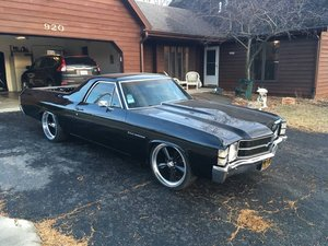 1971 Chevrolet El Camino (Baldwin City, KS) $26,500 obo