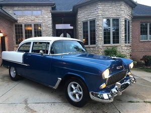 Picture of 1955 Chevrolet Bel Air (Linden, MI) $31,000 obo For Sale