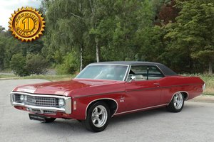 Chevrolet Impala Hardtop Coupe 1969 For Sale