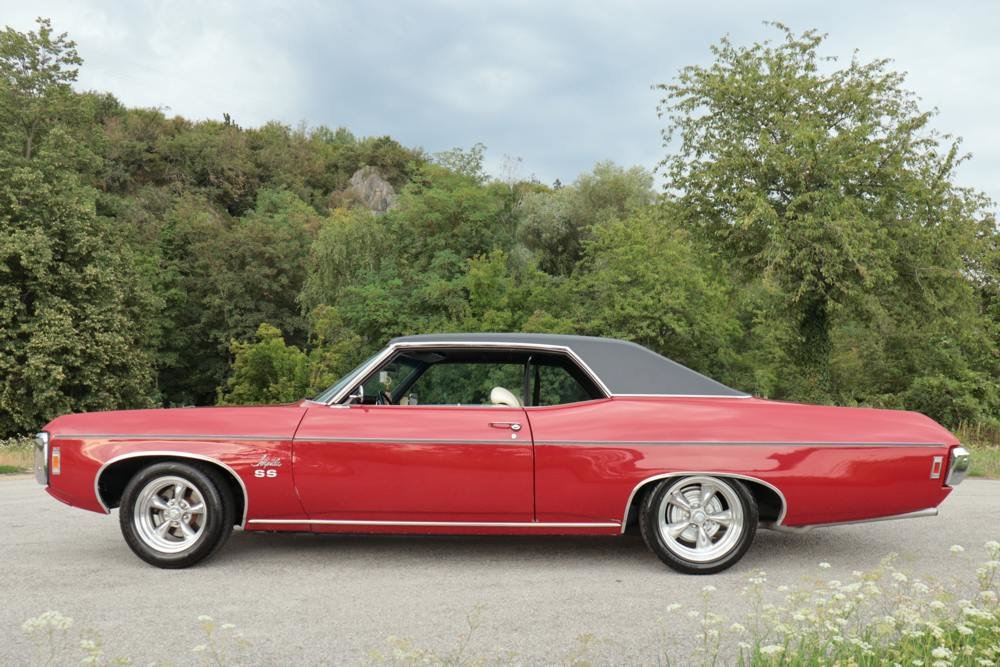 Chevrolet Impala Hardtop Coupe 1969 For Sale (picture 4 of 6)