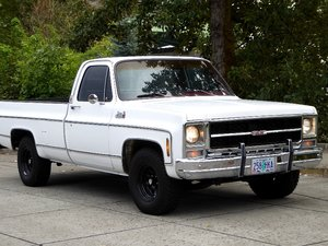 1979 GMC Pick-Up Truck Sierra 15 Classics 2WD V-8  AT  $9.9k For Sale
