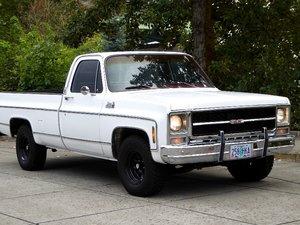 1979 GMC Pick-Up Truck Sierra 15 Classics 2WD V-8  AT  $9.9k