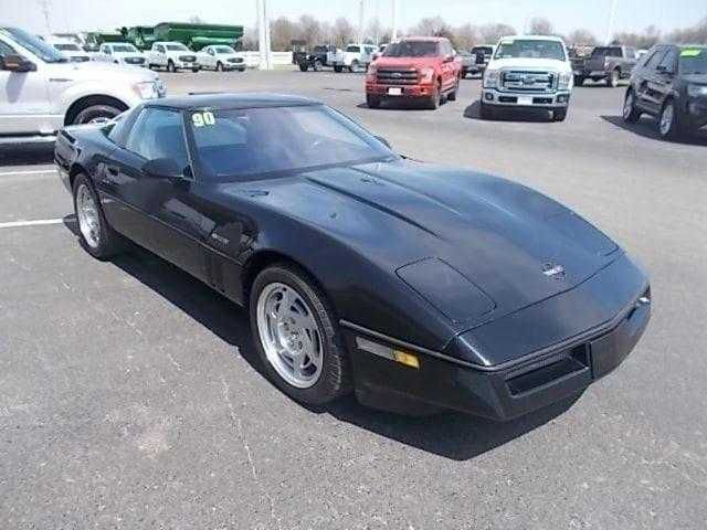 1990 Chevrolet Corvette ZR1 (Scammon, KS) $29,900 obo For Sale (picture 3 of 6)
