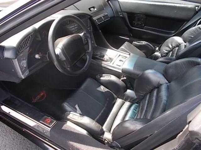 1990 Chevrolet Corvette ZR1 (Scammon, KS) $29,900 obo For Sale (picture 4 of 6)