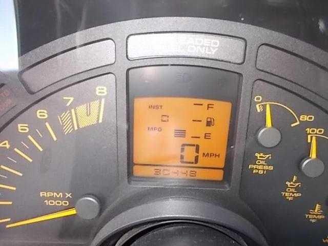 1990 Chevrolet Corvette ZR1 (Scammon, KS) $29,900 obo For Sale (picture 5 of 6)