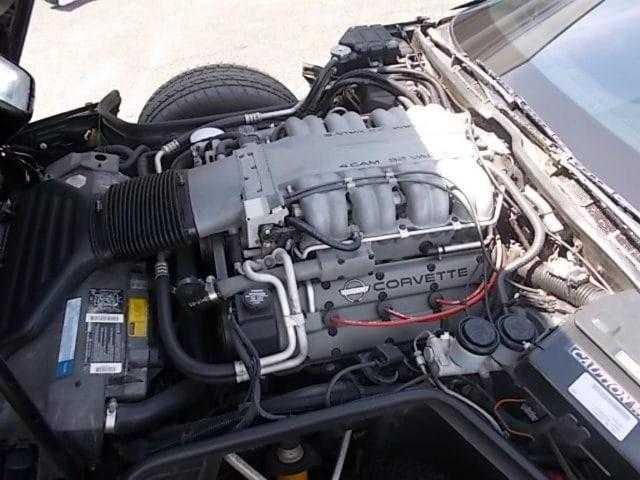 1990 Chevrolet Corvette ZR1 (Scammon, KS) $29,900 obo For Sale (picture 6 of 6)