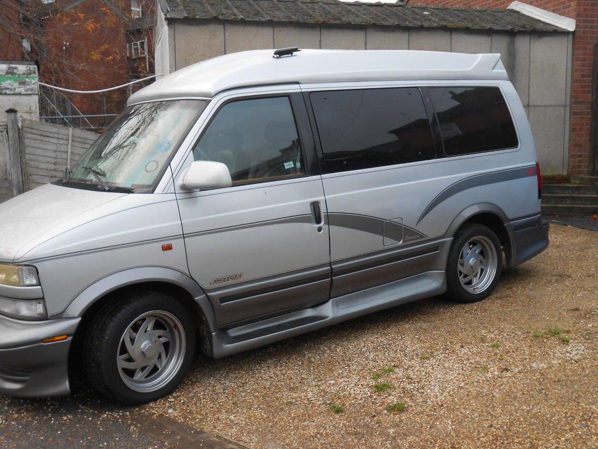 1996 Chevrolet Astro 4.3 v6 Boyd Coddington For Sale (picture 2 of 6)