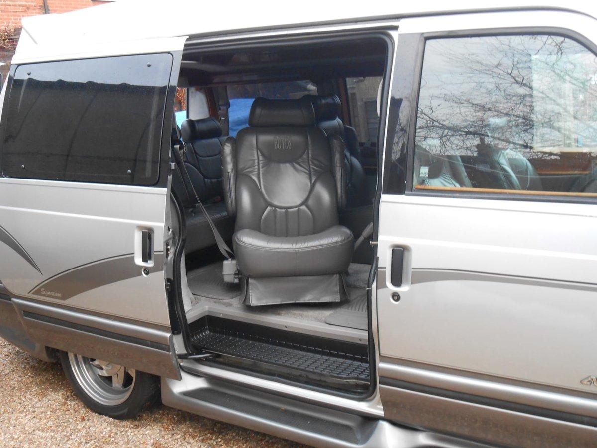 1996 Chevrolet Astro 4.3 v6 Boyd Coddington For Sale (picture 4 of 6)