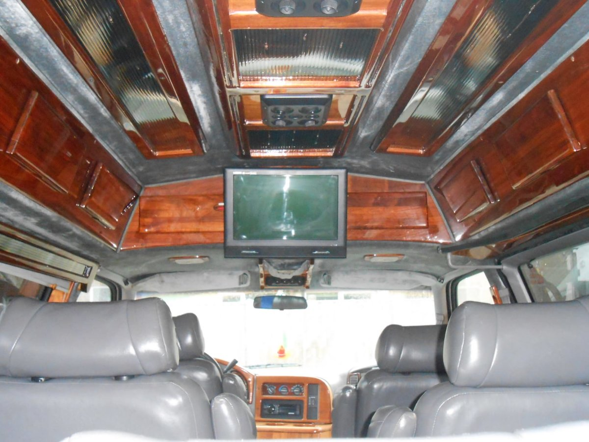 1996 Chevrolet Astro 4.3 v6 Boyd Coddington For Sale (picture 5 of 6)