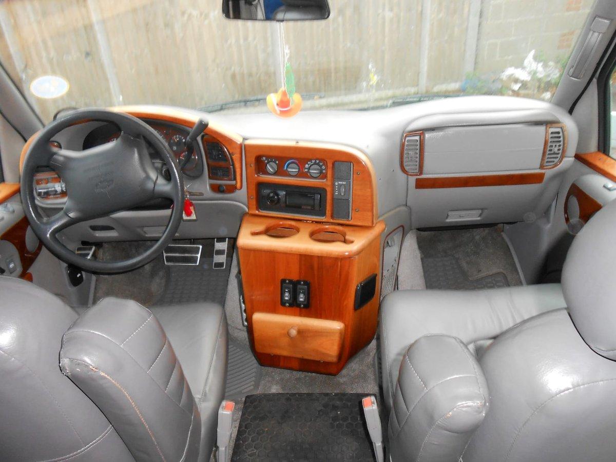 1996 Chevrolet Astro 4.3 v6 Boyd Coddington For Sale (picture 6 of 6)