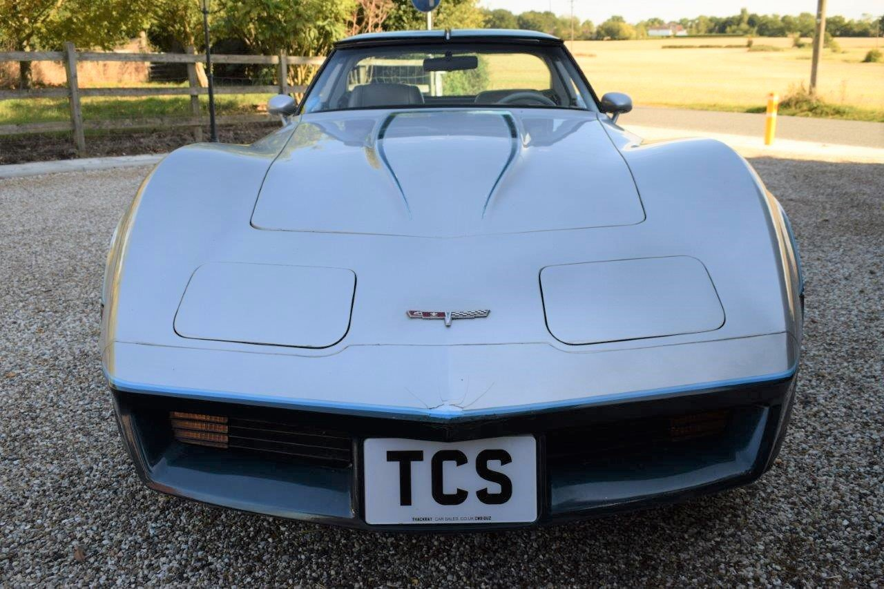 1981 Corvette C3 Stingray Targa 5.7i V8 Automatic SOLD (picture 4 of 6)