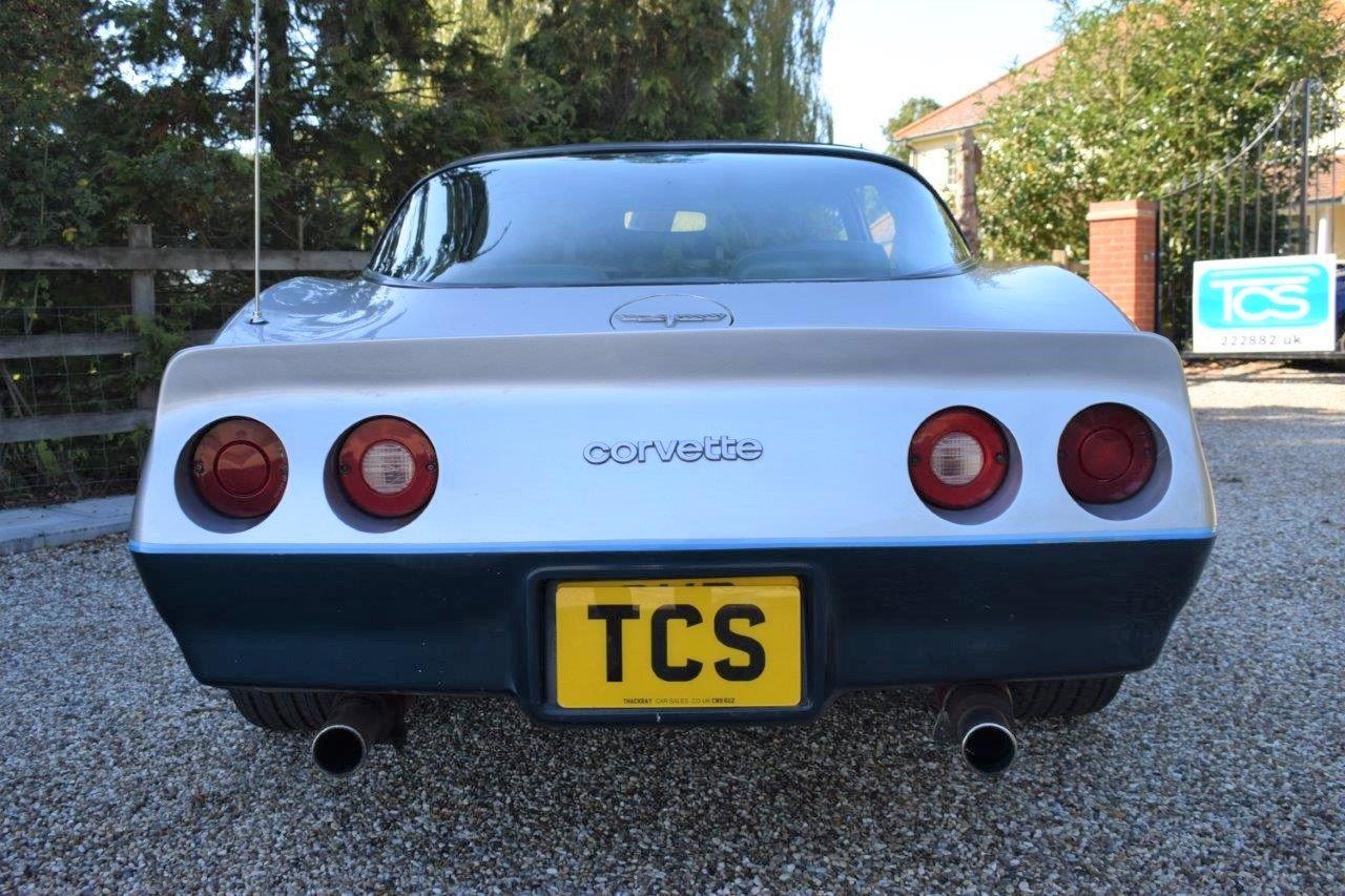 1981 Corvette C3 Stingray Targa 5.7i V8 Automatic SOLD (picture 5 of 6)