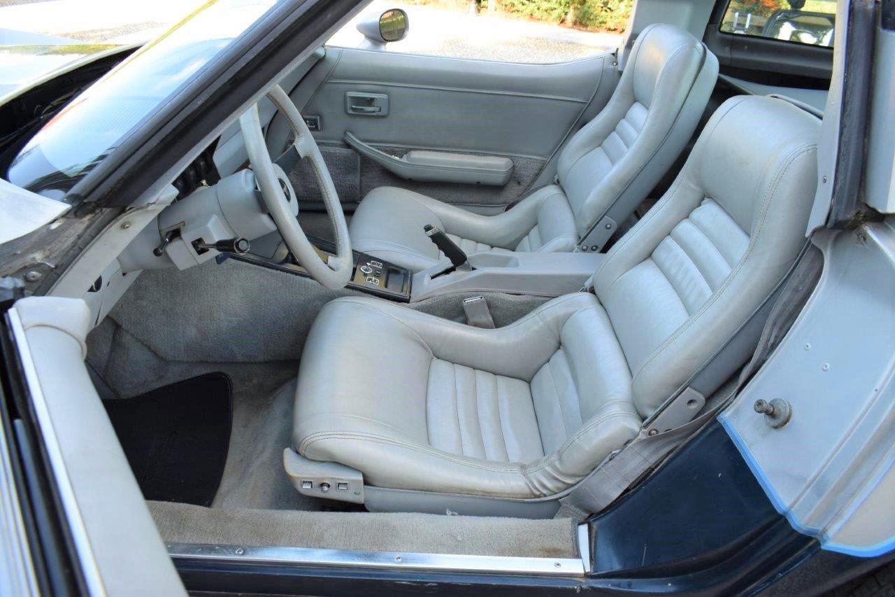 1981 Corvette C3 Stingray Targa 5.7i V8 Automatic SOLD (picture 6 of 6)