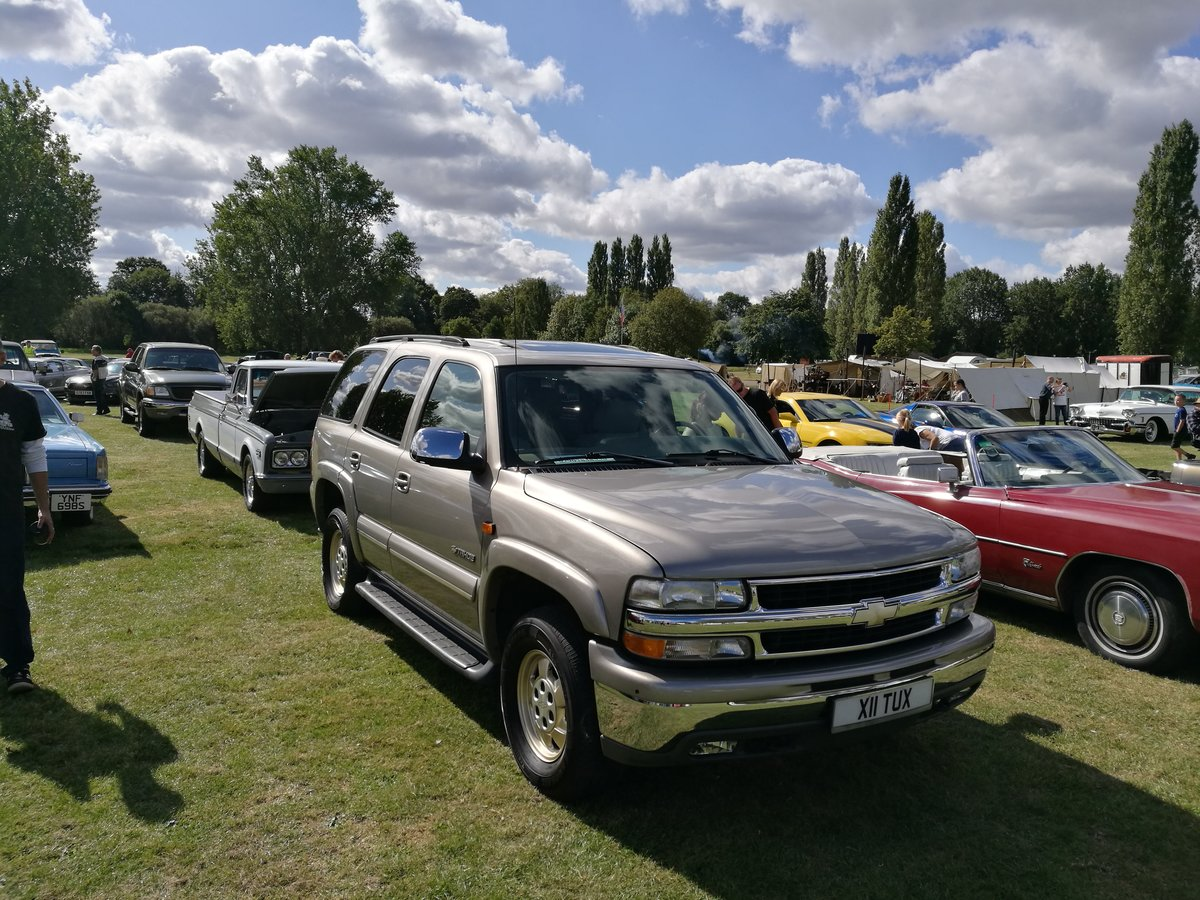 2002 Chevrolet Tahoe For Sale (picture 4 of 6)