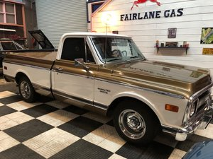 1970 Chevy C10 Pickup Fully Restored Lock in Now For Sale