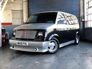 1995 Chevrolet Astro Day Van - Boyd Coddington Edition