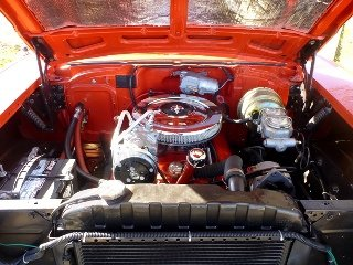1957 Chevy Bel Air HardTop Full Restored PS PB AC-Heat $48.2 For Sale (picture 5 of 6)