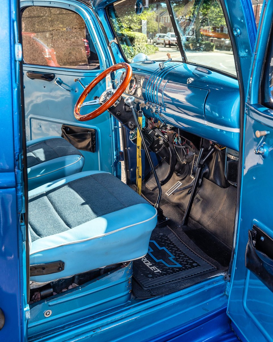 1941 Chevy 3100 Pick Up Truck Frame Off V8 Stunning For Sale (picture 4 of 6)