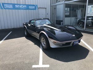 1978 Chevrolet Corvette Indy Pace Car limited Edition For Sale
