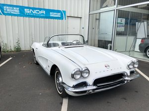 1962 Chevrolet Corvette C1 V8 327ci For Sale