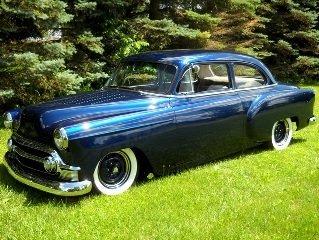 1953 Chevy 150 Series Custom Mods Award Winner $26.5k For Sale