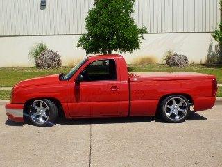 2003 Chevrolet Silverado 1500 Pick-Up Truck 1 Off 5k miles