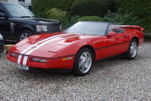 1988 Chevrolet Corvette C4 5.7 V8 For Sale by Auction