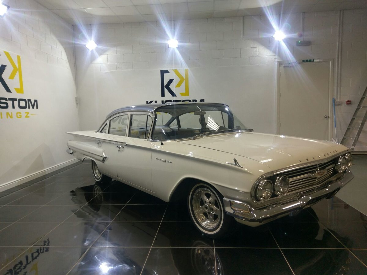 1959 Chevrolet Belair American Beauty For Sale (picture 1 of 3)