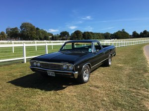 1967 Chevrolet El Camino pick up