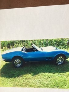1968 Chevrolet Corvette Convertible (Bloomsbury, NJ)