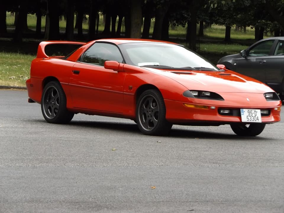 1995 Chevrolet camaro with only 57000 miles, Rust free For Sale (picture 1 of 6)