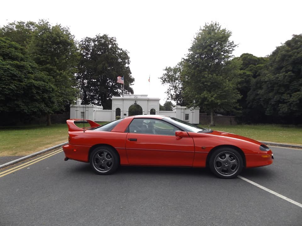 1995 Chevrolet camaro with only 57000 miles, Rust free For Sale (picture 2 of 6)