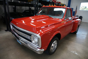 1969 Chevrolet C10 Custom 454 V8 Dually Pick Up For Sale