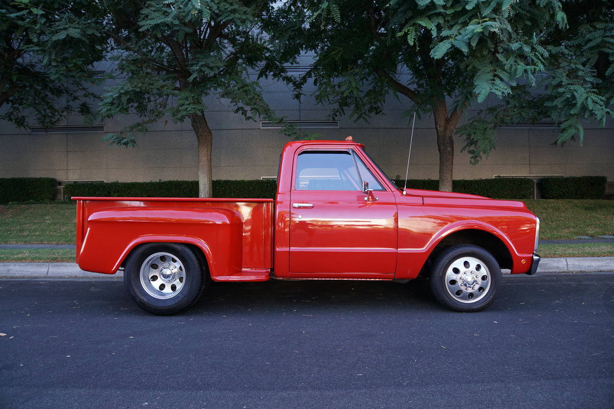 1969 Chevrolet C10 Custom 454 V8 Dually Pick Up For Sale (picture 3 of 6)