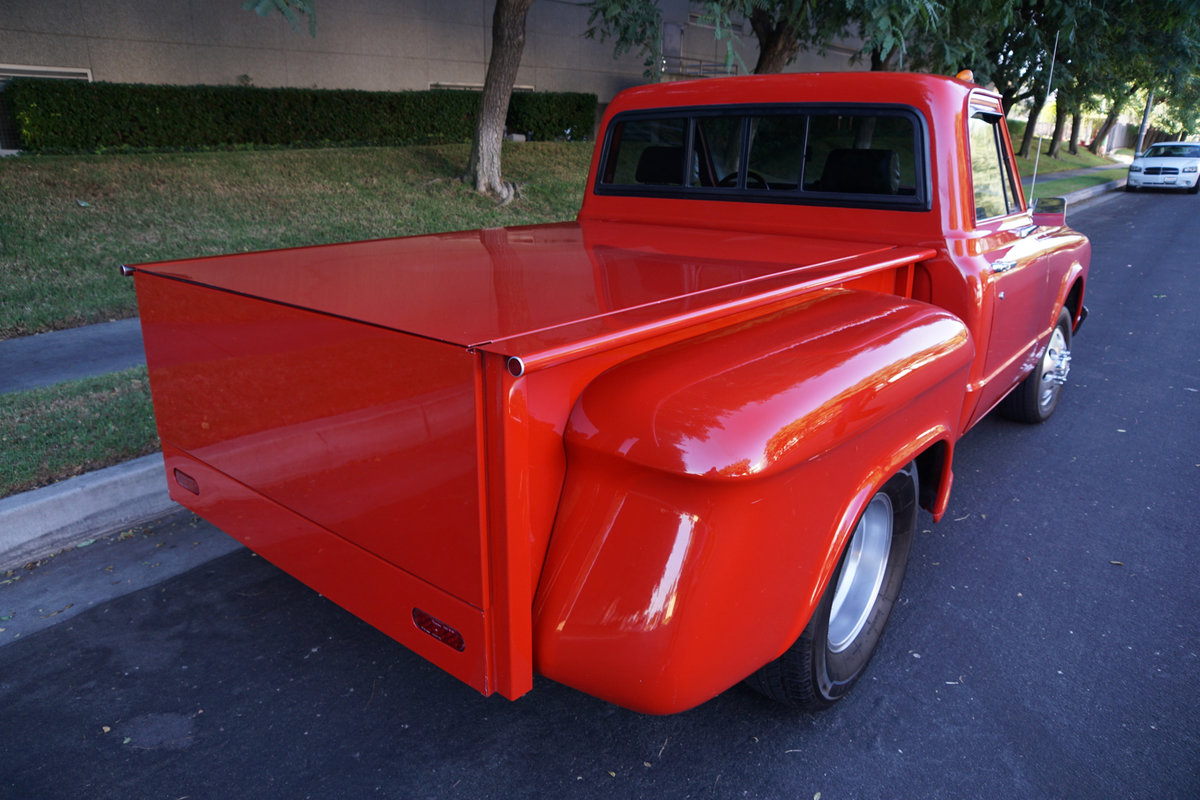 1969 Chevrolet C10 Custom 454 V8 Dually Pick Up For Sale (picture 4 of 6)