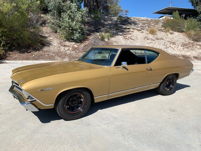 1969 classic american muscle car for sale For Sale (picture 1 of 6)
