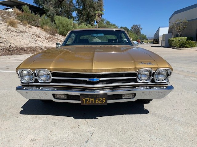 1969 classic american muscle car For Sale (picture 2 of 6)