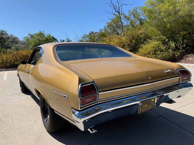 1969 classic american muscle car For Sale (picture 3 of 6)