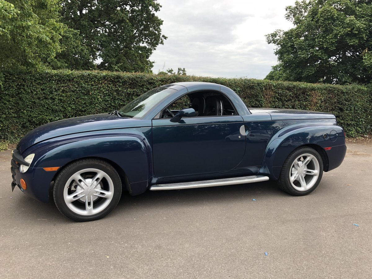 2005 Chevy SSR For Sale (picture 3 of 3)