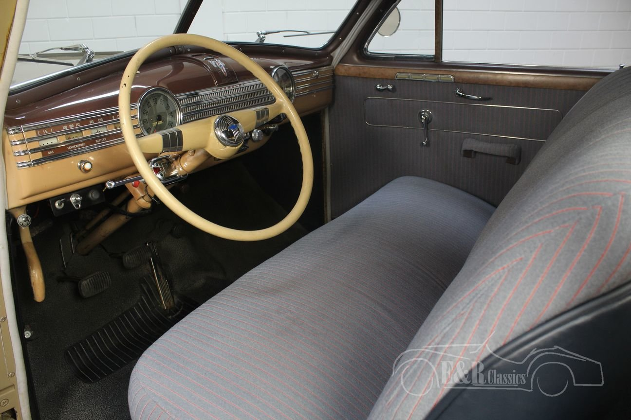 Chevrolet Special Deluxe 1941 2-door Coupé For Sale (picture 3 of 6)